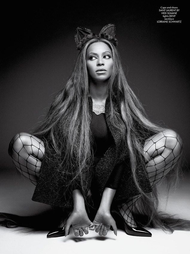 Beyoncé Looks Flawless in CR Fashion Book Issue 5 4