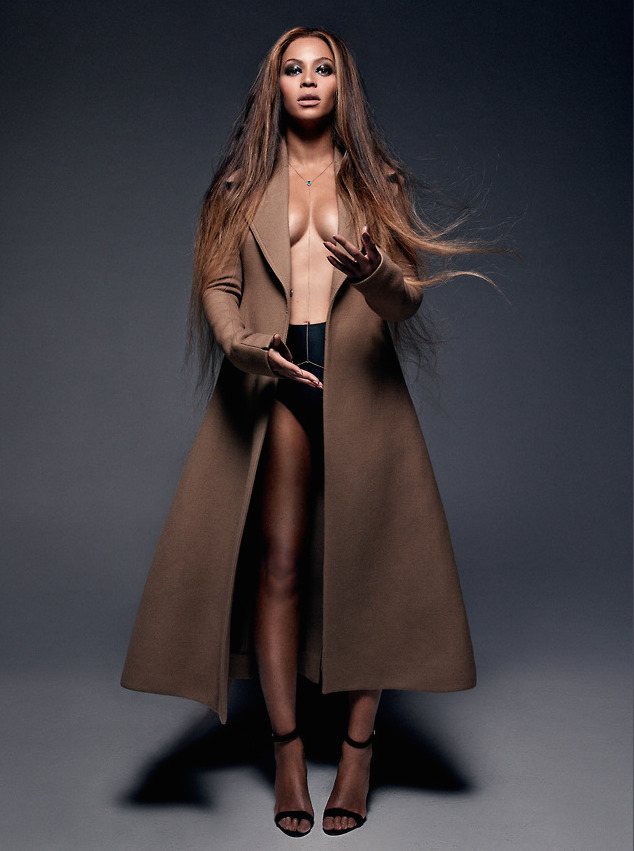 Beyoncé Looks Flawless in CR Fashion Book Issue 5 6