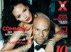 Common & Selita Ebanks For UPTOWN Magazine Aug - Sept 2014 Issue