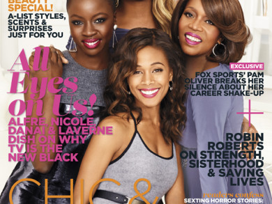 Essence Magazine October 2014 Issue Highlights The New Ladies Of Tv