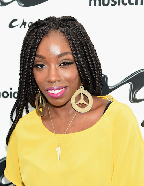 Estelle Has A New Do, Box Braids 2