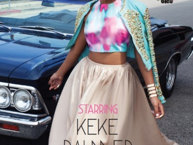 Keke Palmer For Bombshell Magazine