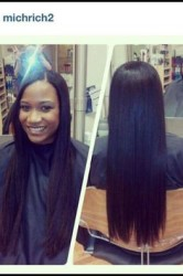 Long Relaxed Hair Inspirations Part 2 10