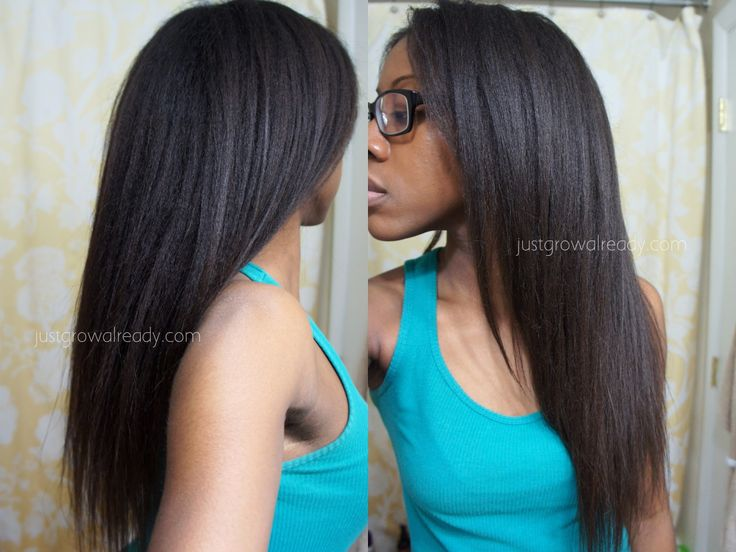 Long Relaxed Hair Inspirations Part 2 3