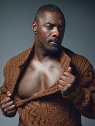 Man Candy Alert! - Idris Elba Covers DETAILS Magazine For September 2014 3