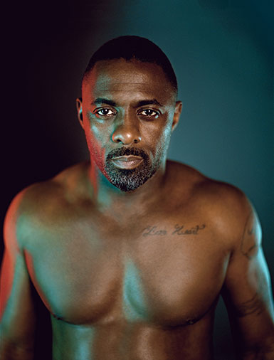 Man Candy Alert! - Idris Elba Covers DETAILS Magazine For September 2014 4