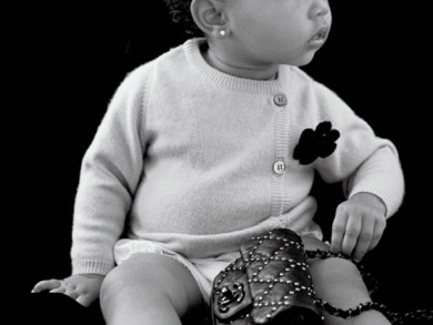 North West Gets An Early Start In The Modeling World