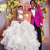 Snapshot - Wiz Khalifa & Amber Rose Show Off First Official Wedding Photo