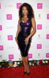 Vivica A. Fox Looks Sexy At 50th B-Day Party 7