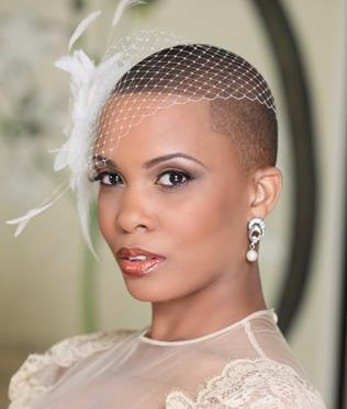 2015 Wedding Hairstyles for Black Women 13