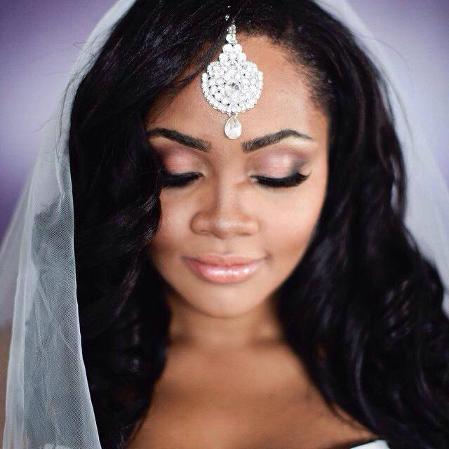 Black Women Wedding Hairstyles 2015
