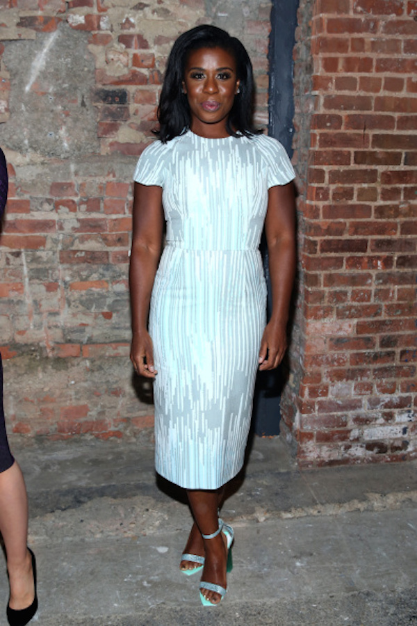 Celebrity Style - Celebs Hit Up #NYFW Spring - Summer 2015 3