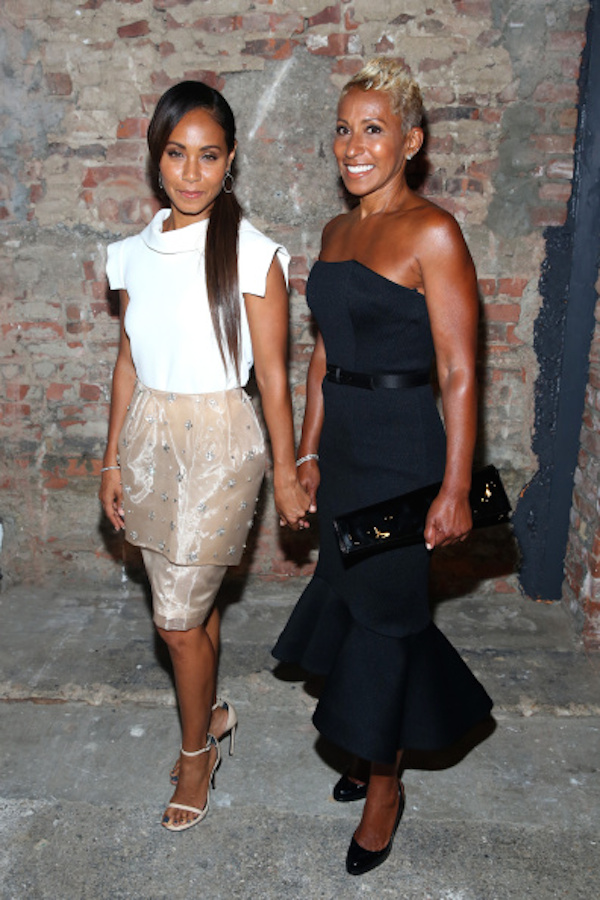 Celebrity Style - Celebs Hit Up #NYFW Spring - Summer 2015 4