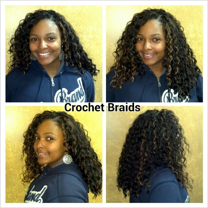 Crochet Weave Hairstyles 4 – The Style News Network