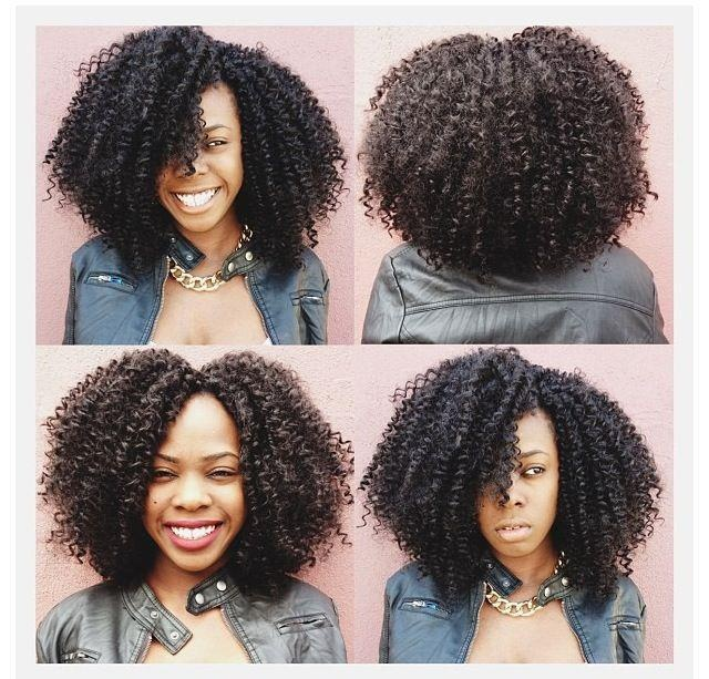 Crochet Hair Extensions Styles : Crochet Weave Hairstyles 6 - The Style News Network