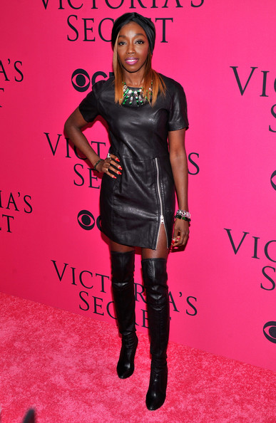 Fall 2014 Fashion - Celebs Rocking Over The Knee Boots 9