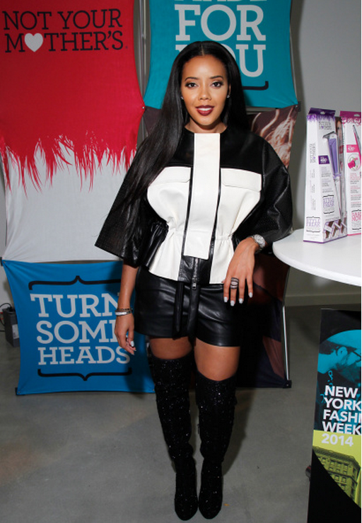 Fall 2014 Fashion - Celebs Rocking Over The Knee Boots