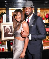 Gabrielle Union Gets New Hairstyle  Bangs & Brown Highlights 2