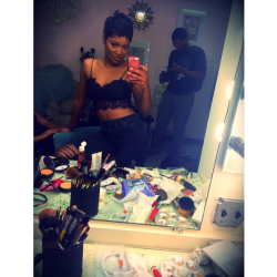 Keke Palmer Instagrams New Cropped Pixie Haircut 2