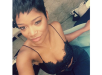 Keke Palmer Instagrams New Cropped Pixie Haircut 3