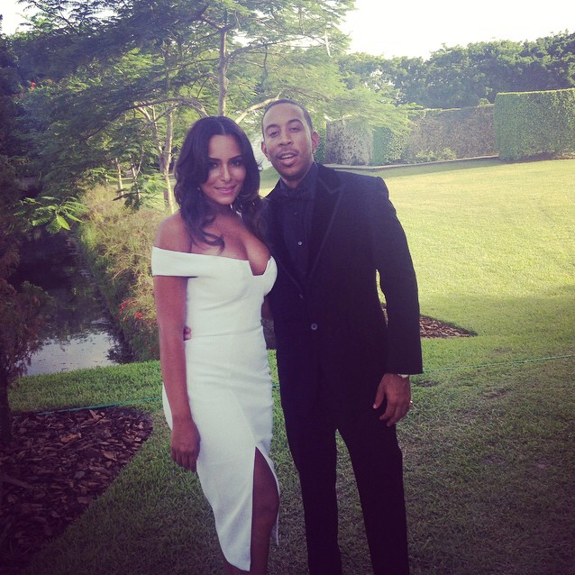 More Photos From The #TheWadeUnion - The Wedding Guests & Details From The Big Day 5