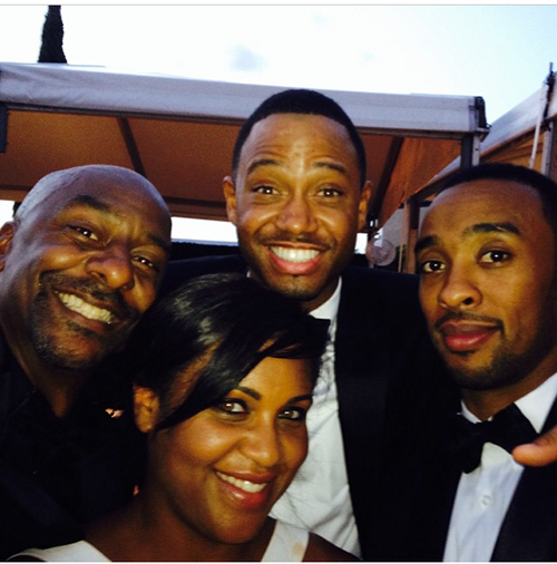 More Photos From The #TheWadeUnion - The Wedding Guests & Details From The Big Day 6