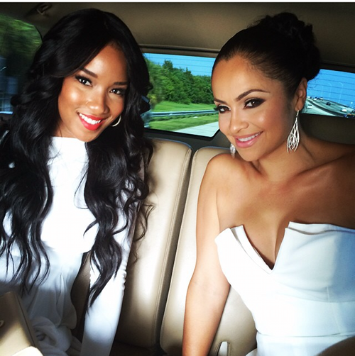 More Photos From The #TheWadeUnion - The Wedding Guests & Details From The Big Day 7