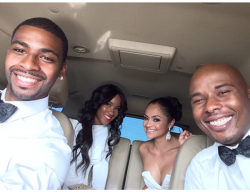 More Photos From The #TheWadeUnion - The Wedding Guests & Details From The Big Day 8