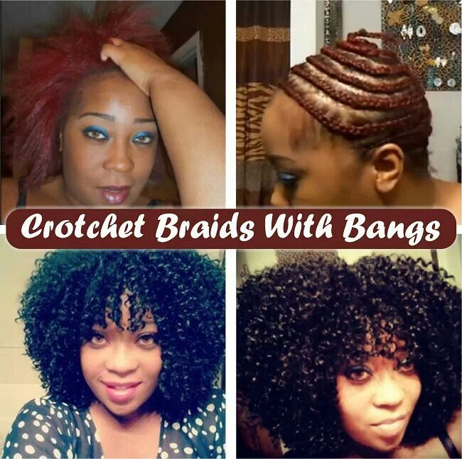 Crochet Hair Method : ... out crochet weave, the latest method for adding weave to your hair