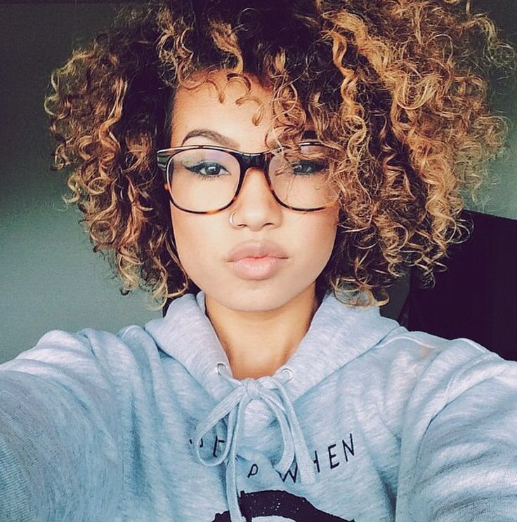 Ombre Hair Coloring Ideas For Natural Hair  Curly Hair  The Style News Network