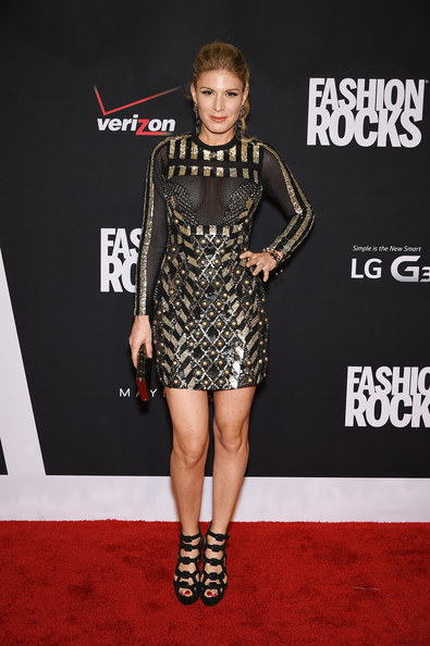 Red Carpet Style Best Dressed At Fashion Rocks 2014 13