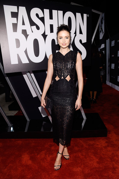 Red Carpet Style Best Dressed At Fashion Rocks 2014 17 ...