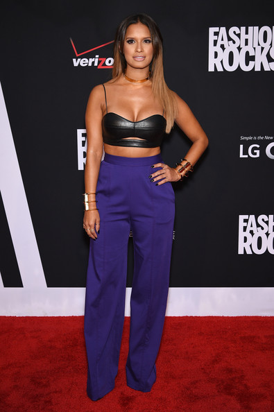 Red Carpet Style Best Dressed At Fashion Rocks 2014 18 ...