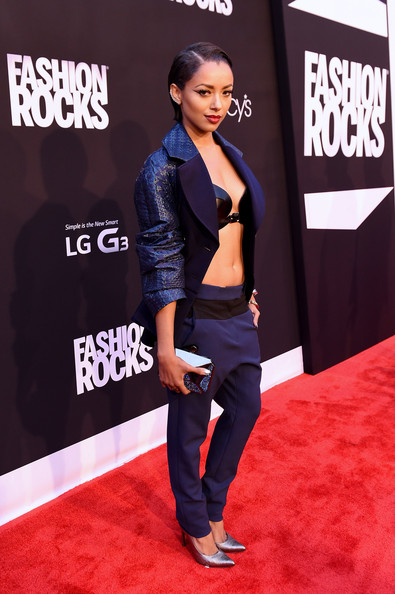 Red Carpet Style Best Dressed At Fashion Rocks 2014 2