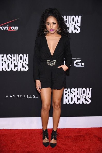 Red Carpet Style Best Dressed At Fashion Rocks 2014 4