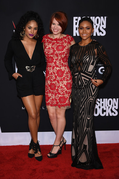 Red Carpet Style Best Dressed At Fashion Rocks 2014 6