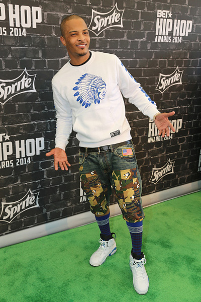 Style From The 2014 BET Hip Hop Awards 2