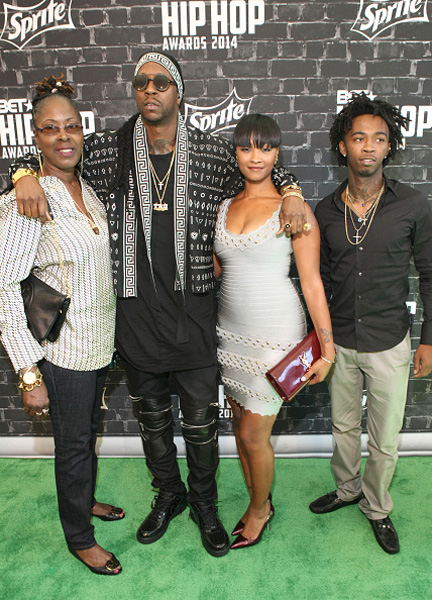 Style From The 2014 BET Hip Hop Awards