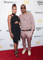 """Nas: Time Is Illmatic"" New York Premiere"