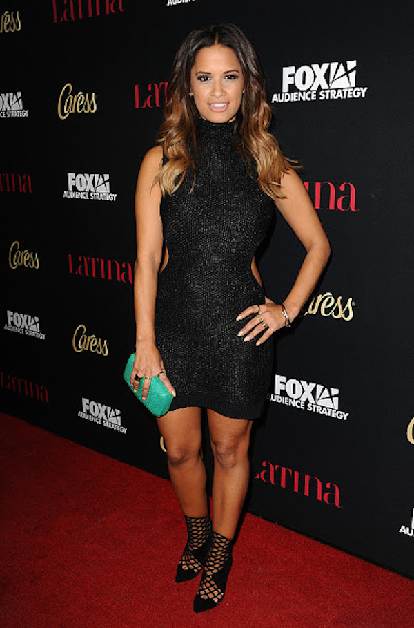 "Latina Magazine ""Hollywood Hot List"" Party"