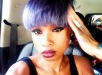 Jennifer Hudson's Pixie Haircut Is Now A Fierce Purple 2