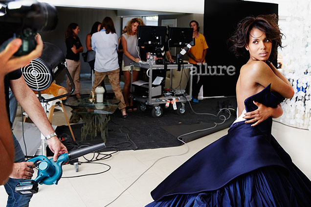 Kerry Washington Looks Flawless On The Cover Of Allure's November 2014 Issue 5