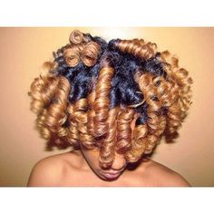 Perm Rods Hair Inspirations From Pinterest 10
