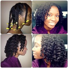 Perm Rods Hair Inspirations From Pinterest 13