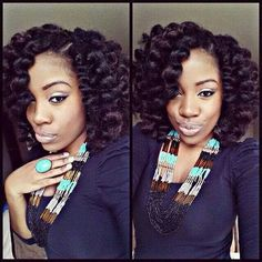 Perm Rods Hair Inspirations From Pinterest 2