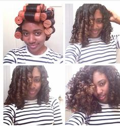 Perm Rods Hair Inspirations From Pinterest 3