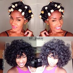 Perm Rods Hair Inspirations From Pinterest 4