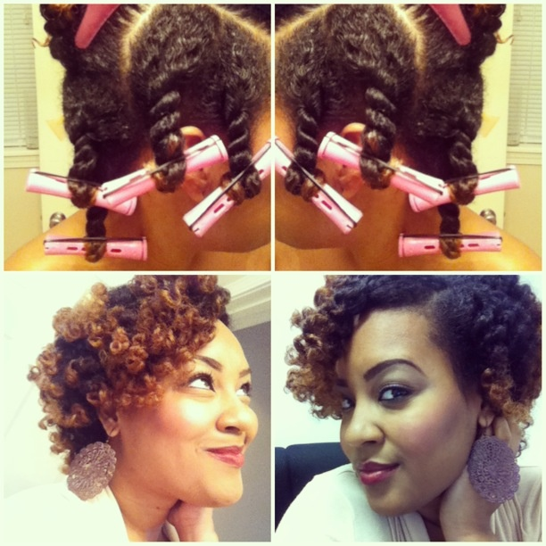 Perm Rods Hair Inspirations From Pinterest 6