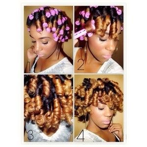 Perm Rods Hair Inspirations From Pinterest 7