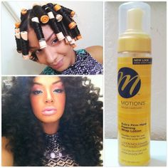 Perm Rods Hair Inspirations From Pinterest 8